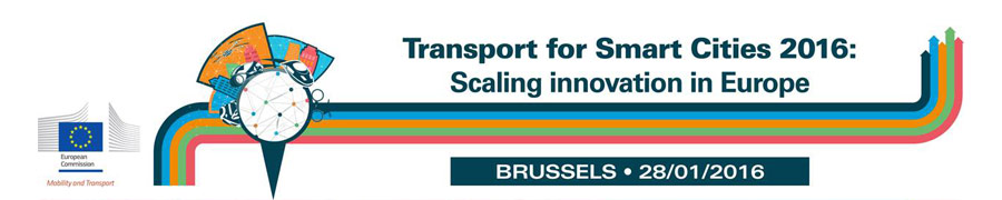 Transport for Smart Cities 2016