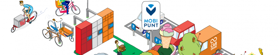 "New concept in Flanders ""Mobihubs"""