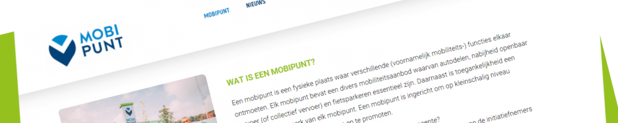 mobipunt Websites launched in Belgium and the Netherlands
