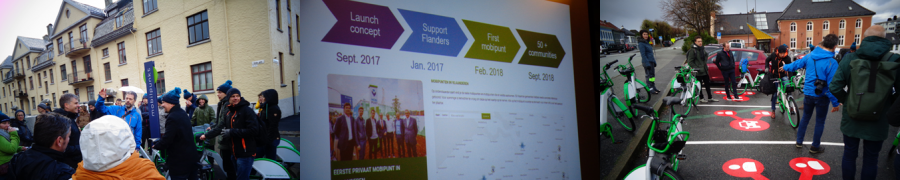 Let's Get Serious: First Mobipunt Planning Academy held in Bergen, Norway