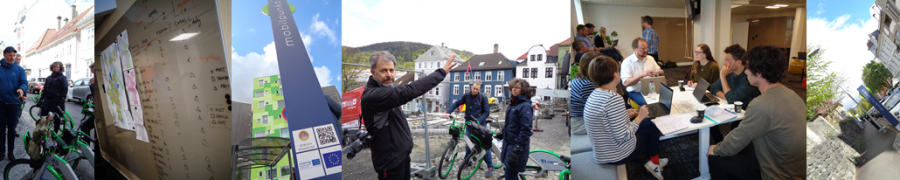 Taking the Concept Beyond the North Sea Region – Mobihub Academy Held for Members of the Nordic Smart Cities Alliance