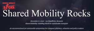 Shared Mobility Rocks 2020