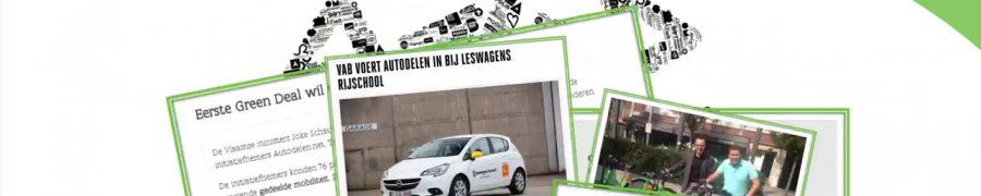 """Flemish """"Green Deal for Shared Mobility"""" ends successfully"""